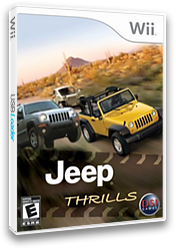 Jeep Thrills Wii cover (RJ3E20)