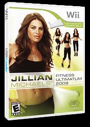 Jillian Michaels' Fitness Ultimatum 2009 Wii cover (RJFE5G)