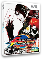 The King of Fighters Collection: The Orochi Saga Wii cover (RKFEH4)
