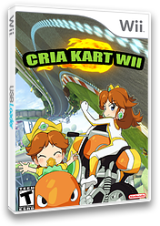 Cria Kart Wii CUSTOM cover (RMCE69)