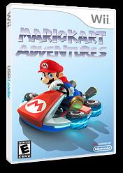 Mario Kart Adventures CUSTOM cover (RMCE73)