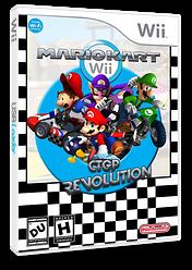 Mario Kart Wii CTGP Revolution CUSTOM cover (RMCECT)