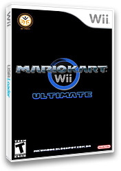 Mario Kart Wii Ultimate CUSTOM cover (RMCEW6)