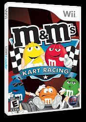 M&M's Kart Racing Wii cover (RMWE20)