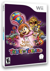 Myth Makers: Trixie in Toyland Wii cover (RMZE5Z)
