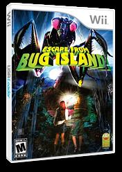 Escape from Bug Island Wii cover (RN9E4F)