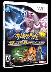 Pokémon Battle Revolution Wii cover (RPBE01)