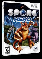Spore Hero Wii cover (RQOE69)