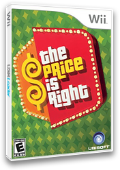 The Price Is Right Wii cover (RRPE41)