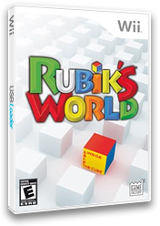 Rubik's World Wii cover (RRZEGY)