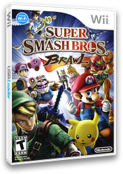 download super smash bros brawl iso