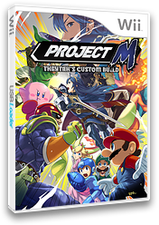 Super Smash Bros. Project M: Theytah's Custom Build CUSTOM cover (RSBE07)