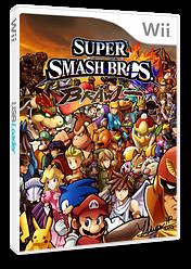 Super Smash Bros. Brawl Minus CUSTOM cover (RSBEBM)