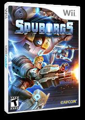 Spyborgs Wii cover (RSWE08)