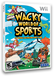 Wacky World of Sports Wii cover (RTIE8P)