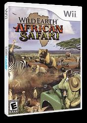 Wild Earth: African Safari Wii cover (RWDE5G)