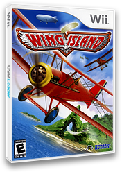 Wing Island Wii cover (RWIE18)