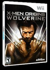 X-Men Origins: Wolverine Wii cover (RWUE52)