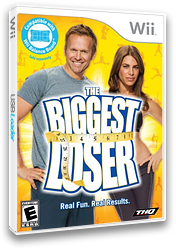 The Biggest Loser Wii cover (RX6E78)