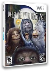 Where the Wild Things Are Wii cover (RXQEWR)