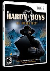 The Hardy Boys: The Hidden Theft Wii cover (RYNE6U)
