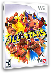 WWE All Stars Wii cover (S2WE78)