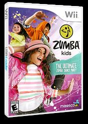 Zumba Kids Wii cover (S7FE5G)