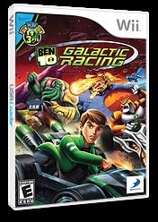 Ben 10: Galactic Racing Wii cover (SA6EG9)