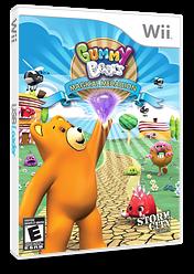 Gummy Bears: Magical Medallion Wii cover (SA7ESZ)