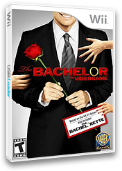 The Bachelor: The Video Game Wii cover (SBXEWR)
