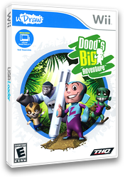 Dood's Big Adventure Wii cover (SDLE78)