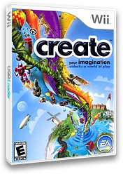 Create Wii cover (SECE69)