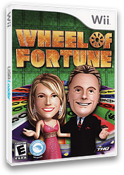 Wheel of Fortune Wii cover (SFTE78)