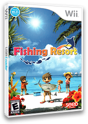 Fishing Resort Wii cover (SFVEXJ)