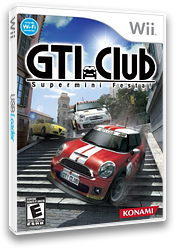 GTI Club Supermini Festa! Wii cover (SGIEA4)