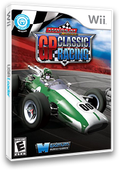 Maximum Racing: GP Classic Racing Wii cover (SGPEYG)