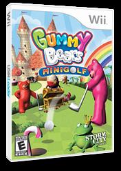 Gummy Bears Mini Golf Wii cover (SGYESZ)
