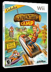 Cabela's Adventure Camp Wii cover (SH8E52)