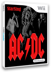 StarSing AC/DC CUSTOM cover (SISACD)