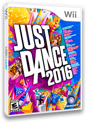 Just Dance 2016 Wii cover (SJNE41)