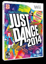 Just Dance 2014 Wii cover (SJOE41)