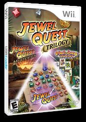 Jewel Quest Trilogy Wii cover (SJQEPZ)