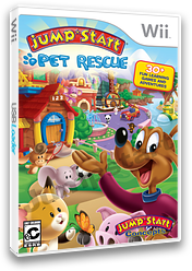 JumpStart Pet Rescue Wii cover (SJSEPK)