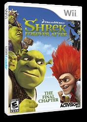 Shrek Forever After Wii cover (SK4E52)