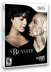 Beastly Wii cover (SLYESZ)