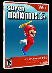Super Mario Bros. 3+ CUSTOM cover (SM3E01)