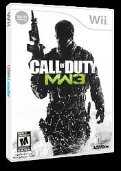 Call of Duty: Modern Warfare 3 Wii cover (SM8X52)