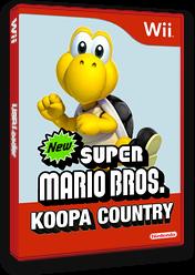 Koopa Country CUSTOM cover (SMNE10)
