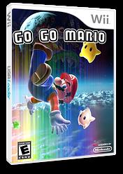 Go Go Mario CUSTOM cover (SMNE44)