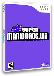 Deluxe Super Mario Bros. Wii CUSTOM cover (SMNEXD)